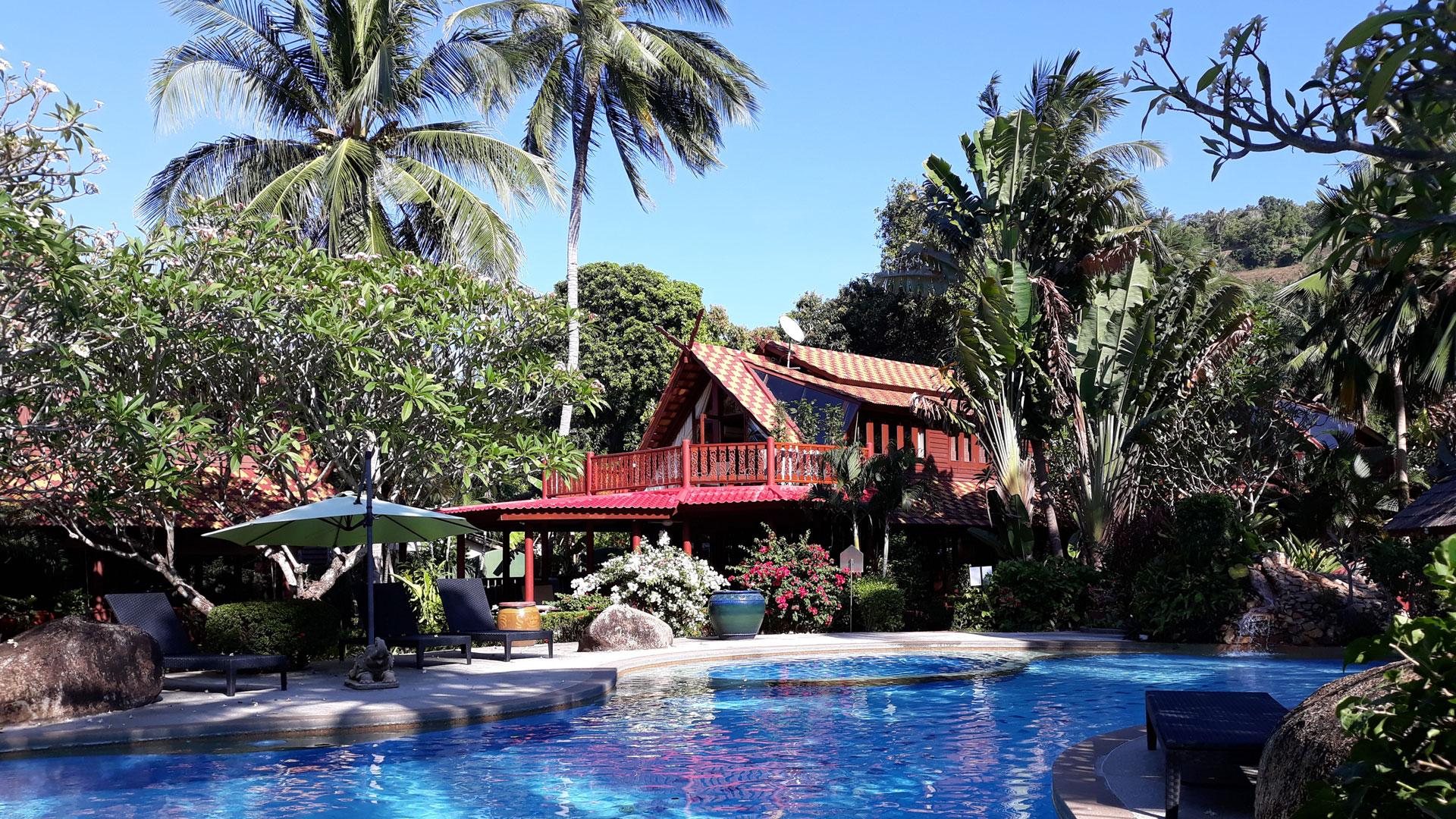Coconut Tropicana Villa T3 - 4 Bedrooms