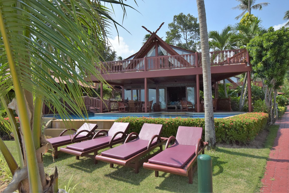 Coconut Paradise Pool Villa P3 - 3 Bedrooms