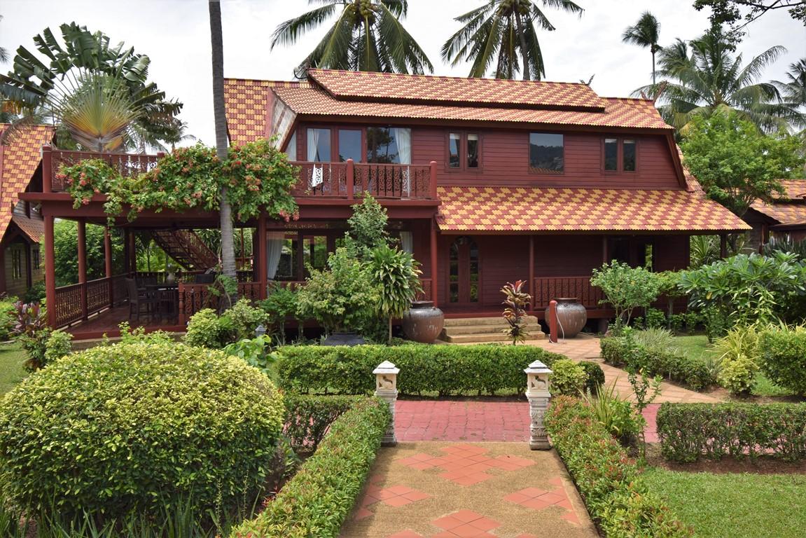 Coconut Paradise Villa P5 - 4 Bedrooms