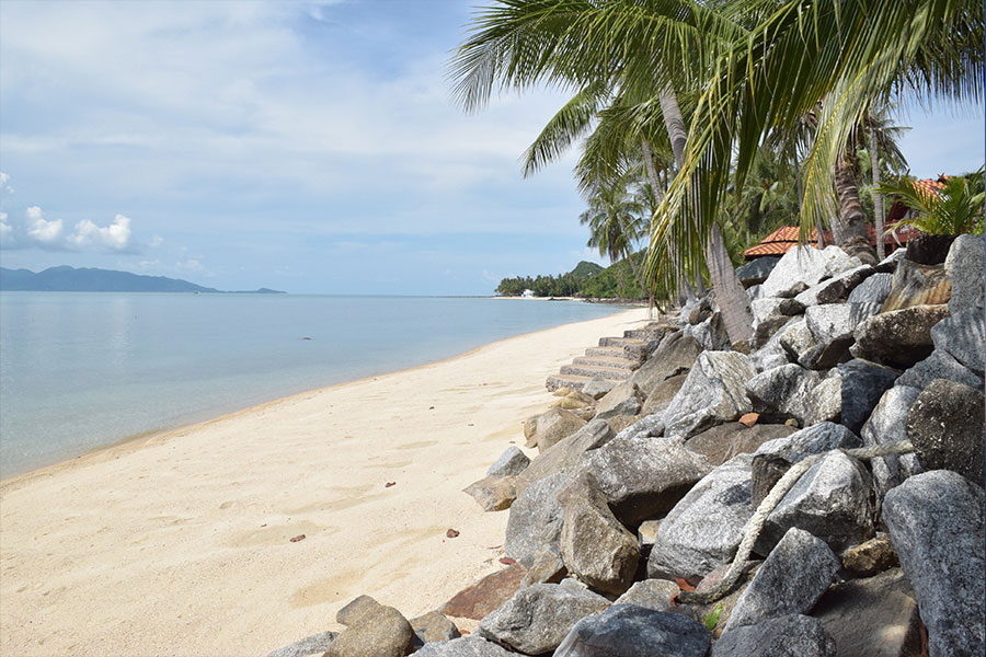 Bang Por Beach Koh Samui Thailand