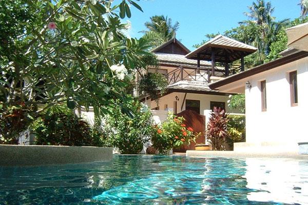 Banyan Villa Exterior