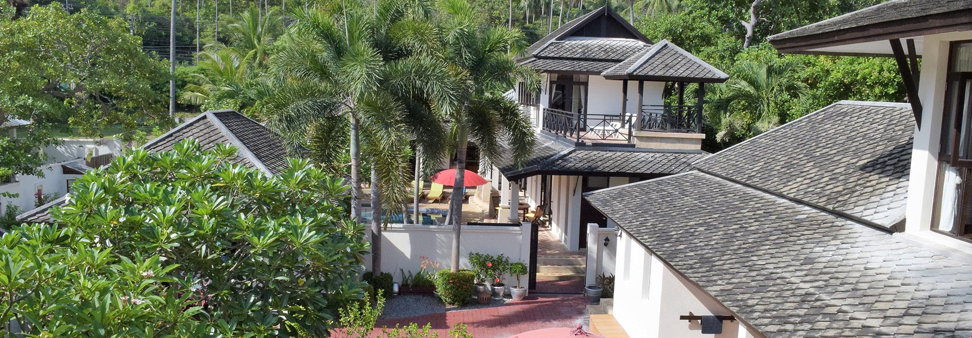 Banyan Villas Koh Samui Thailand